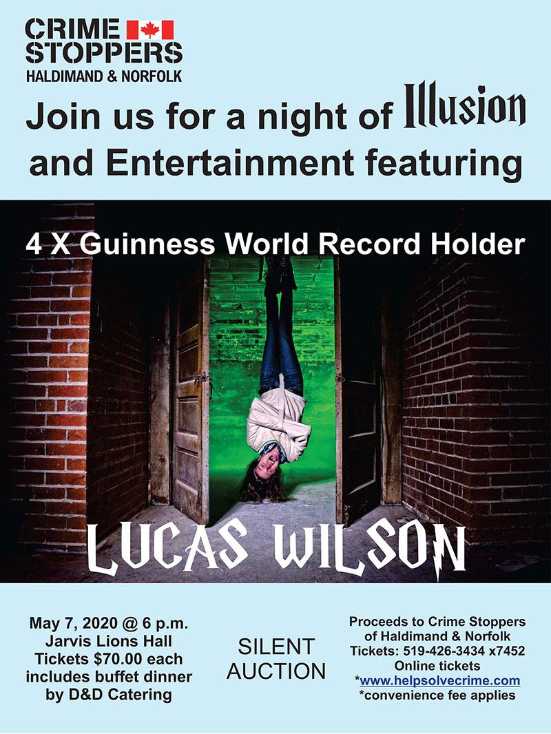 Spring Gala - Lucas Wilson