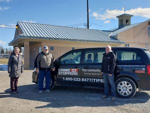 Generous Donation from Haldimand Federation of Agriculture